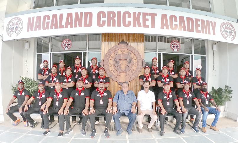 Nagaland team