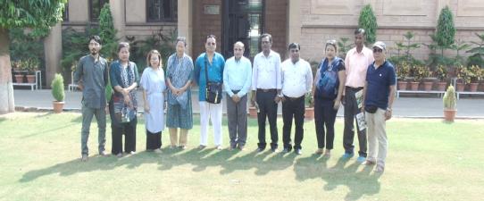 journos visits Jodhpur