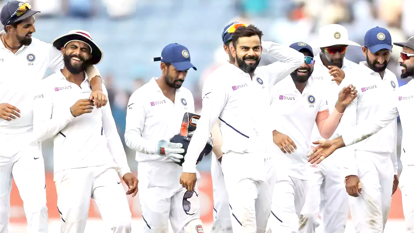 India defeat South Africa