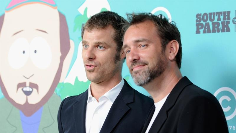 South Park creators offer mock 'apology' to China