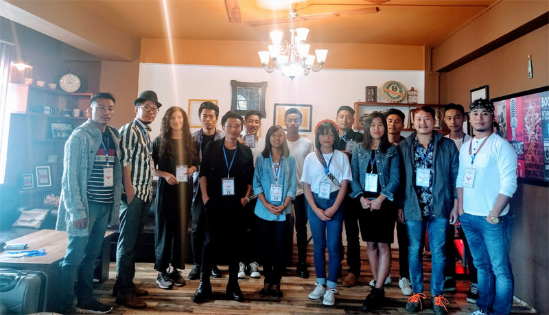 The Stage, Nagaland 2019 Kohima audition held