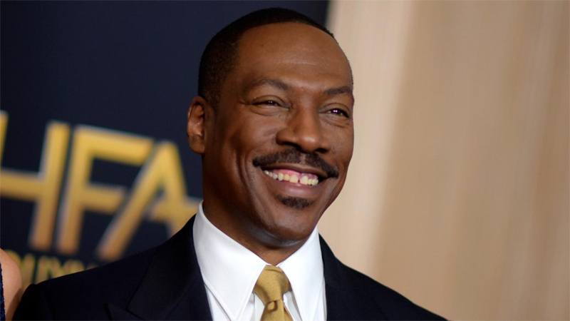 Eddie Murphy 'tried to stop Whitney Houston marrying Bobby Brown' on wedding day