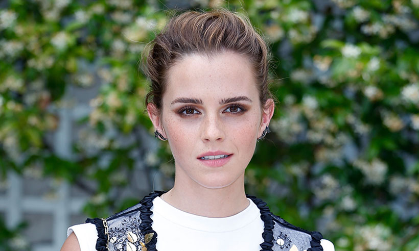Single Emma Watson says she's 'self-partnered' and doesn't need a man to make her happy