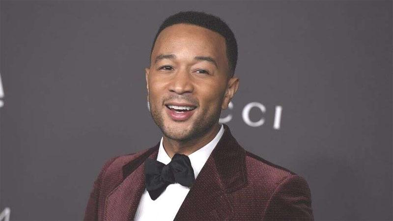 John Legend is named Sexiest Man Alive 2019