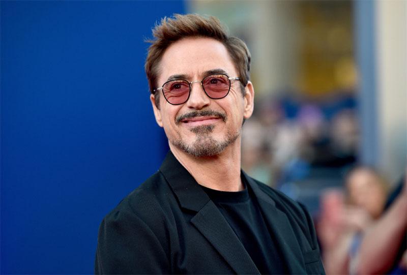 I hung up my guns: Robert Downey Jr on Iron Man