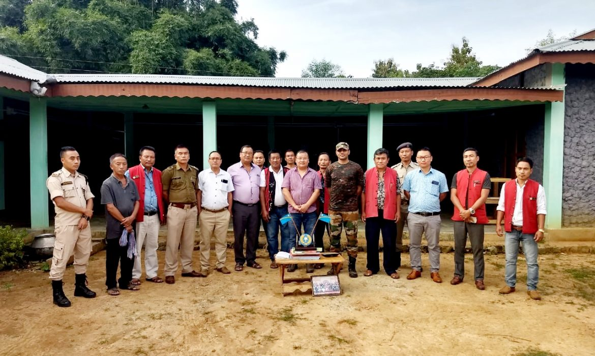 Asalu region camp of NSCN (IM) shut down in Jalukie