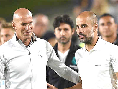 Guardiola best coach