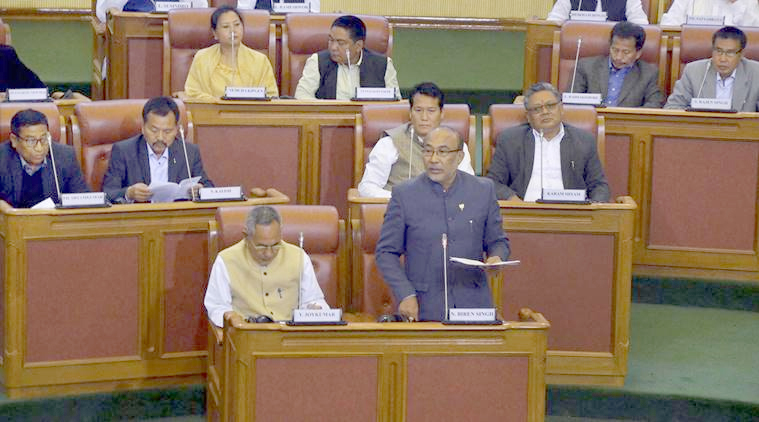 Naga issue: Manipur Assembly reaffirms  resolution on state's territorial integrity