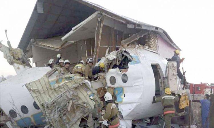 Plane crash 1