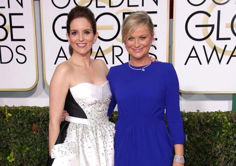 Amy Poehler, Tina Fey to host 2021 Golden Globes