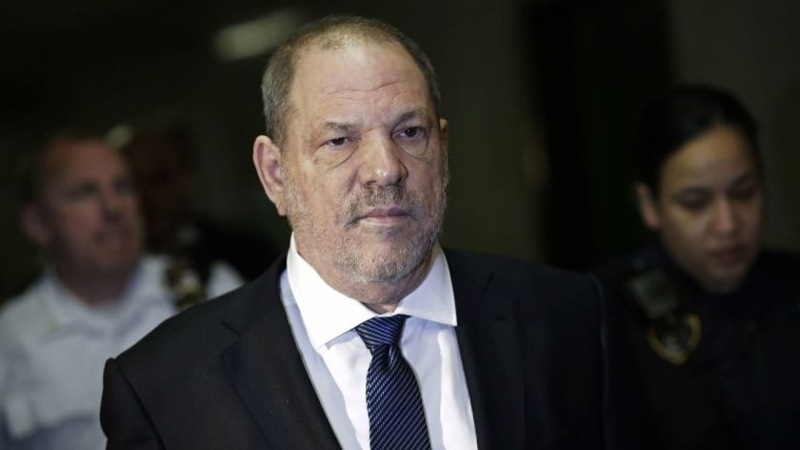 Hollywood producer Harvey Weinstein  indicted on new sex crimes charges in LA