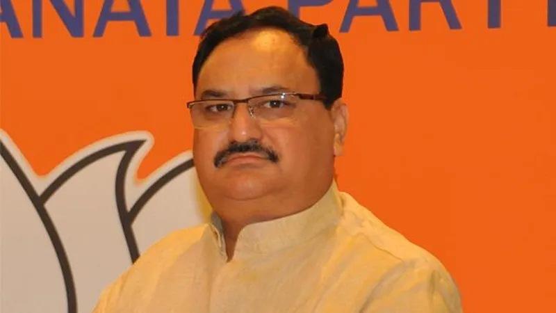 Nadda set to take charge as  BJP president next week