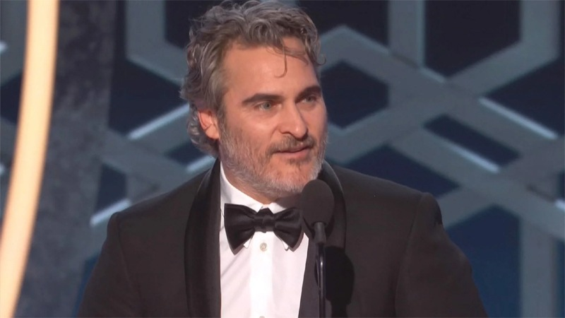 Joaquin Phoenix arrested in climate change protest