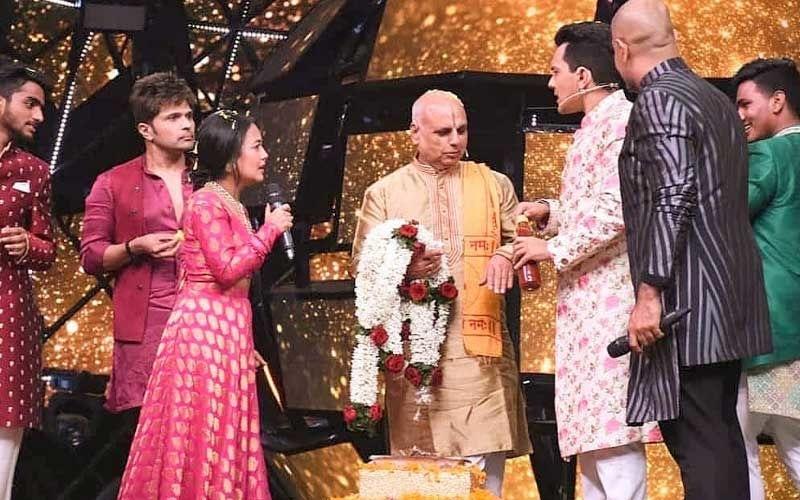 Aditya Narayan-Neha Kakkar's 'wedding video' leaks