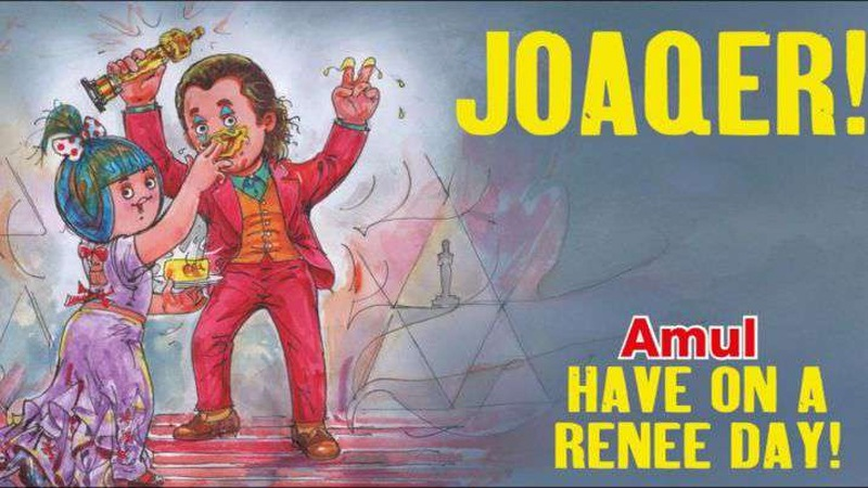 PETA India lashes Amul for Joaquin Phoenix tribute