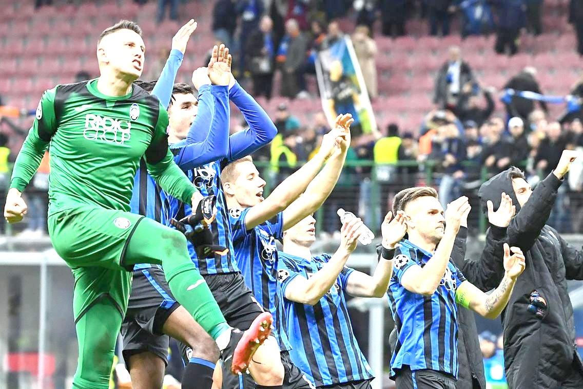 Atalanta thrash Valencia