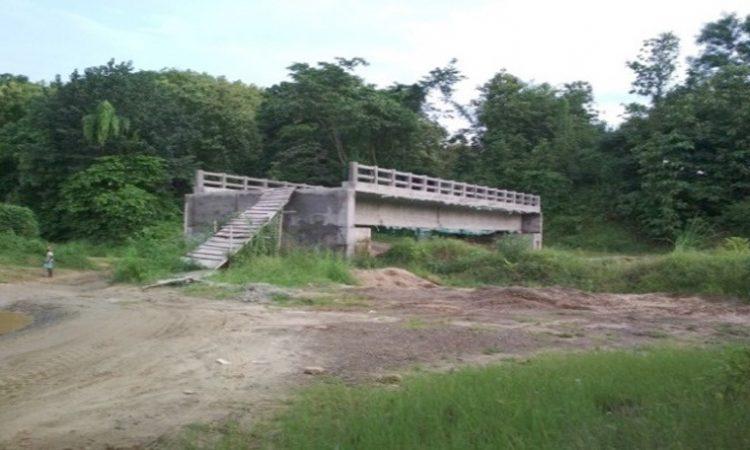 Bridge near ARTC