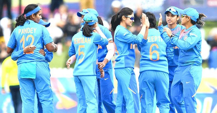 India beat New Zealand