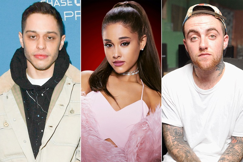 Pete Davidson says Ariana Grande 'was over after Mac Miller's death'