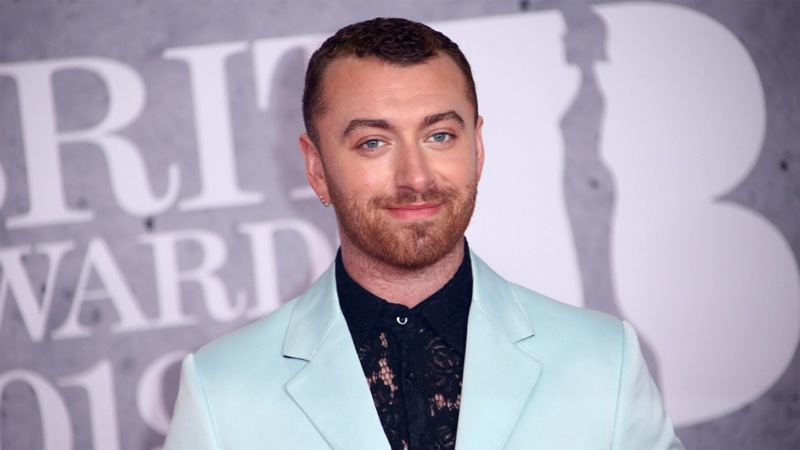 Sam Smith 'really scared' to fly back to Britain because of Coronavirus