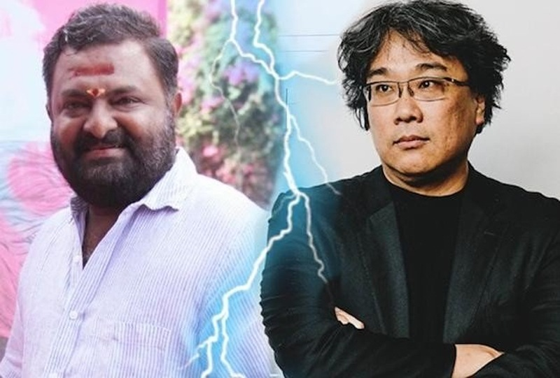 Parasite a copy of Vijay starrer Minsara Kanna: Producer