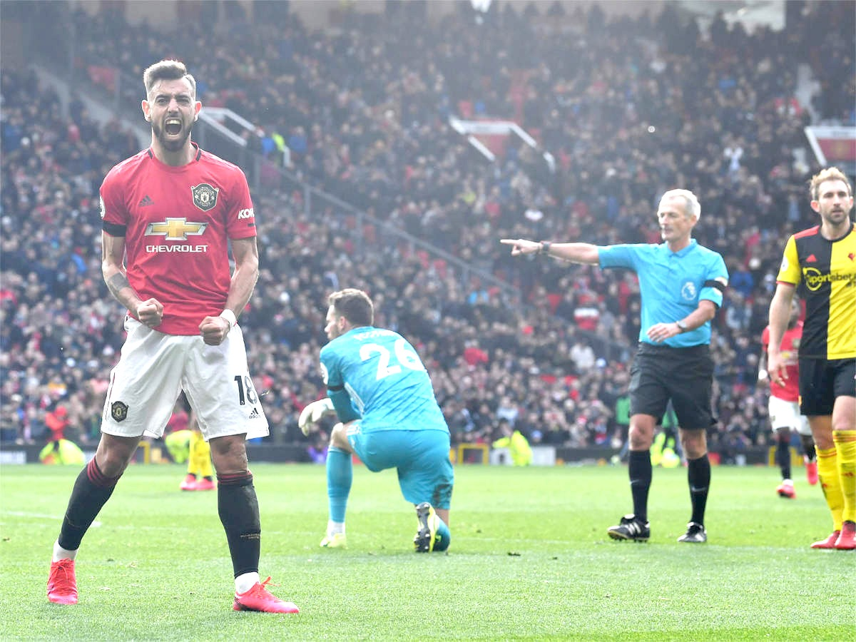 United outclass Watford