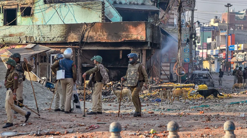 Delhi riots toll reaches 38 as crime branch takes over cases