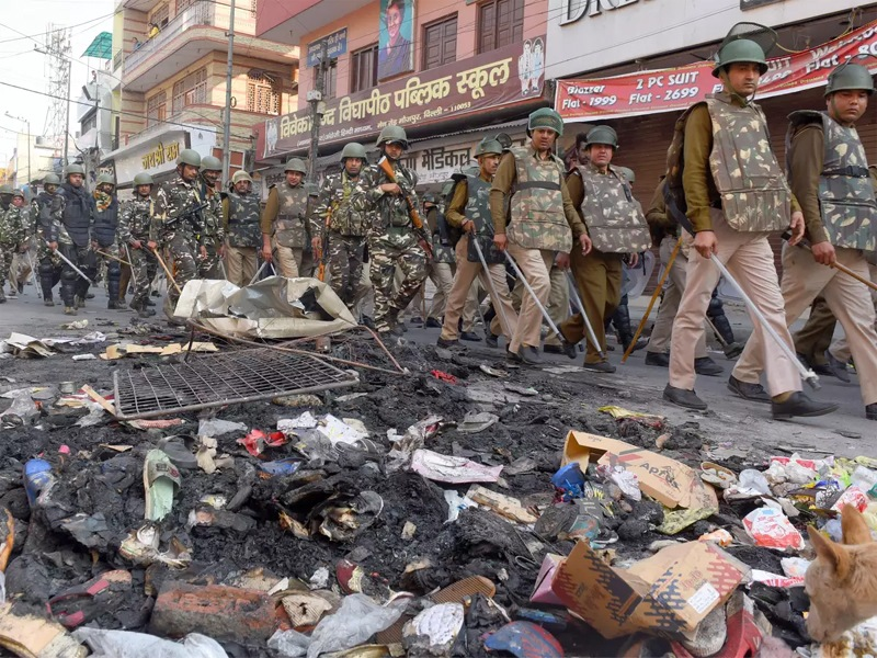 Violence in Delhi: Uneasy calm in riot-hit areas; Death toll climbs to 27; 106 arrested, 18 FIRs lodged