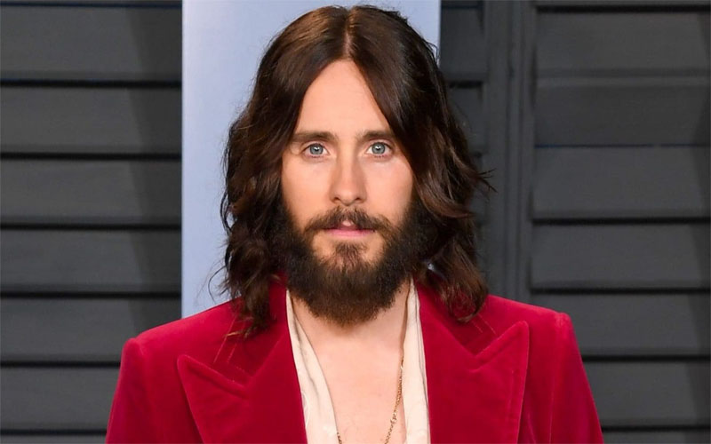 Jared Leto had no idea about the coronavirus pandemic after spending 12 days in the desert with no phone