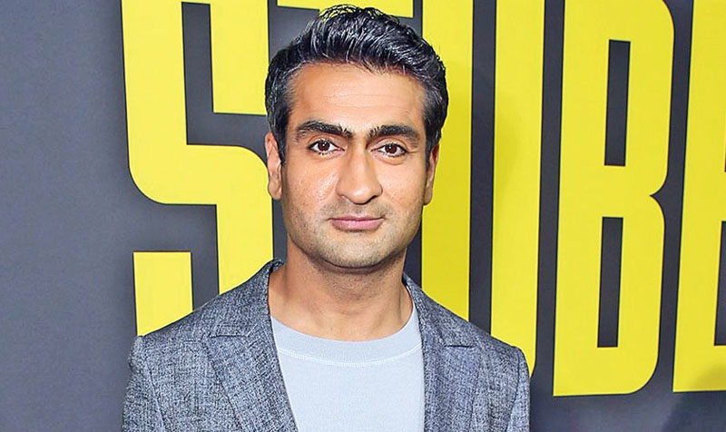 Kumail Nanjiani will play a Bollywood star in The Eternals: 'That's my secret identity'