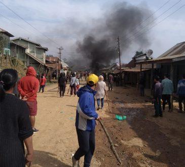 Manipur violence