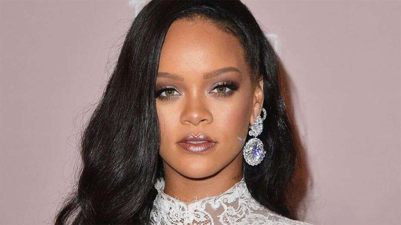 Popstar Rihanna donates $5 million to coronavirus relief efforts