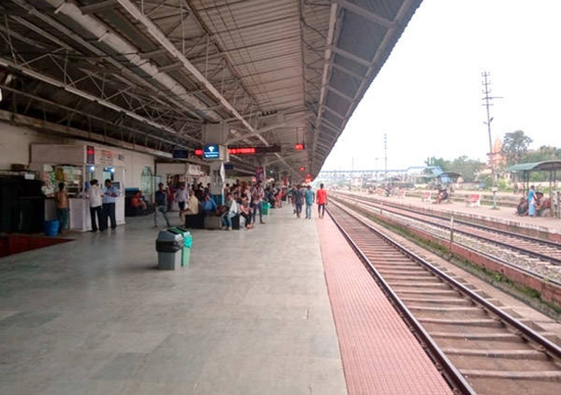 Lockdown: Over 70 people stranded at Dimapur Rly Station