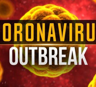 corona outbreak