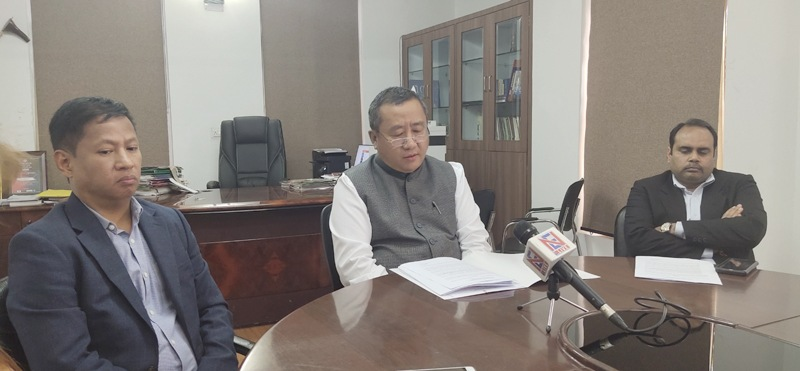 nCoV: Nagaland placed under partial lockdown