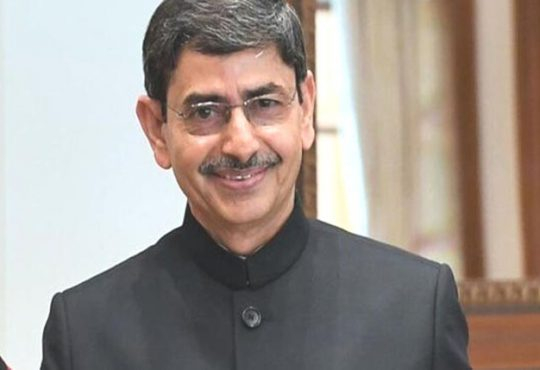 R N Ravi