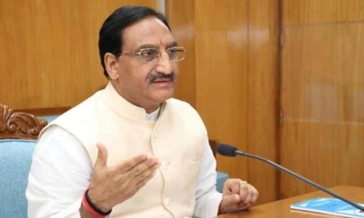 Ramesh Pokhriyal