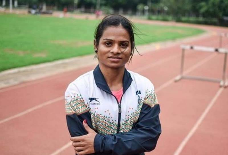 Silence of the stands: Dutee Chand speaks of unusual feeling as she starts outdoor training after 2 months