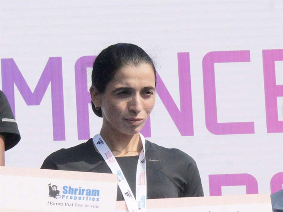 Long-distance runner Kiranjeet Kaur banned for 4 years by World Athletics' anti-doping body