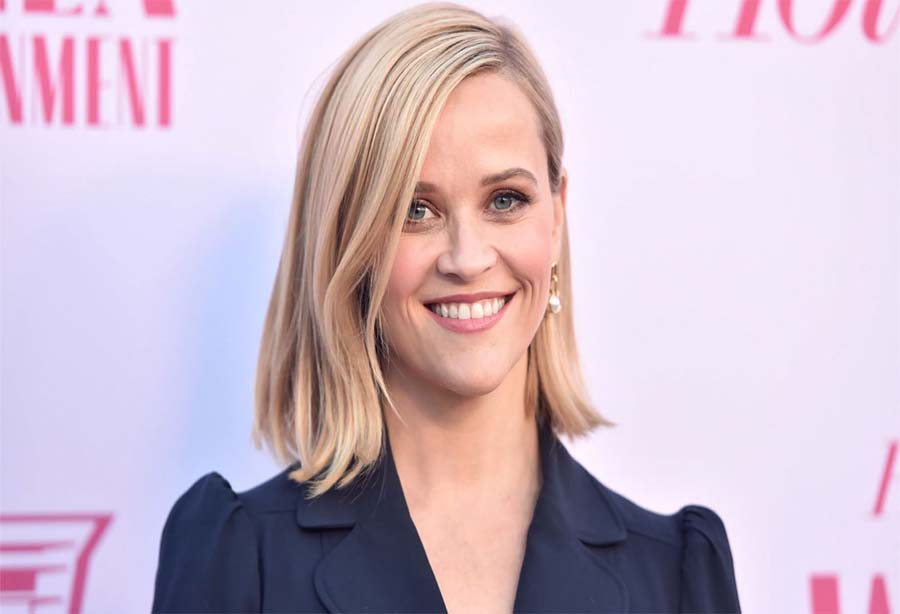 I feel much more centred now: Reese Witherspoon