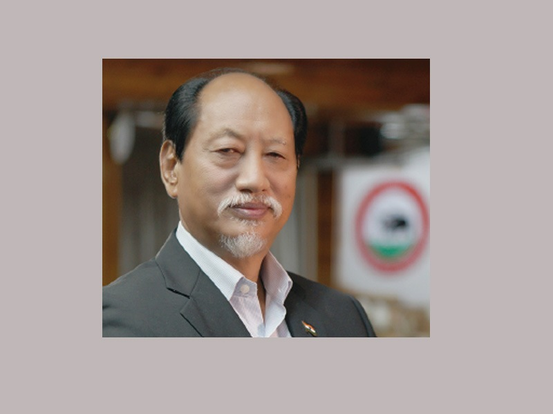 Rio appeals citizens not to panic; Apologizes for Tuensang COVID-19 fiasco