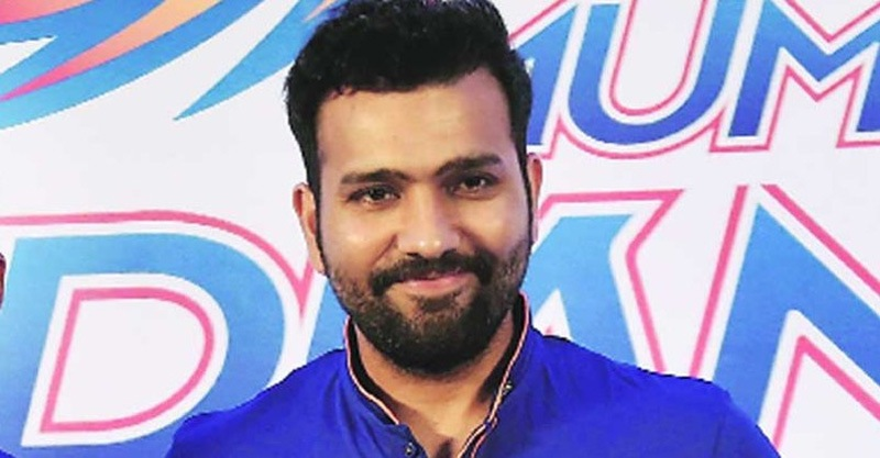 """Rohit Sharma has his first outdoor training, says """"good to be back on park"""""""
