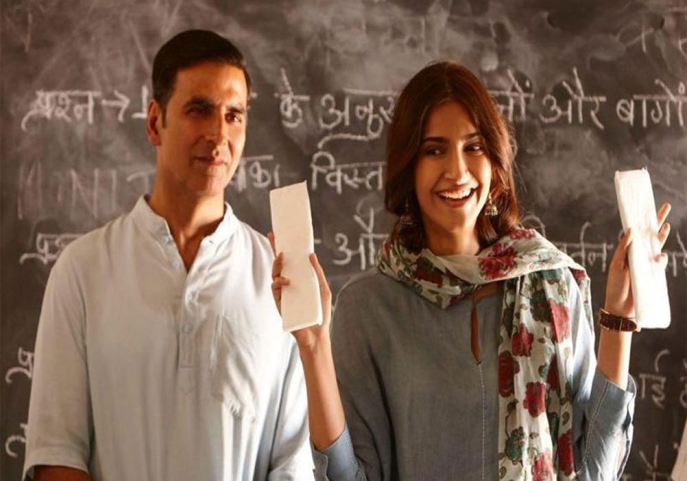 Hope we've moved closer towards breaking taboos on menstruation: Akshay on 'Padman'