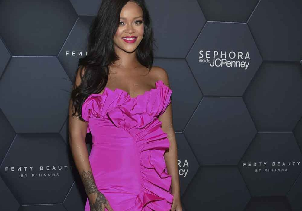 Rihanna celebrates 15 years in music: Thank you for all the love