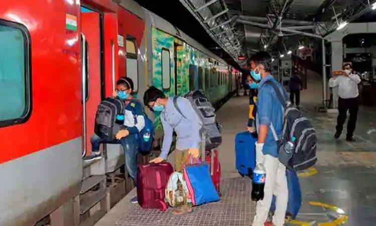 train returnees