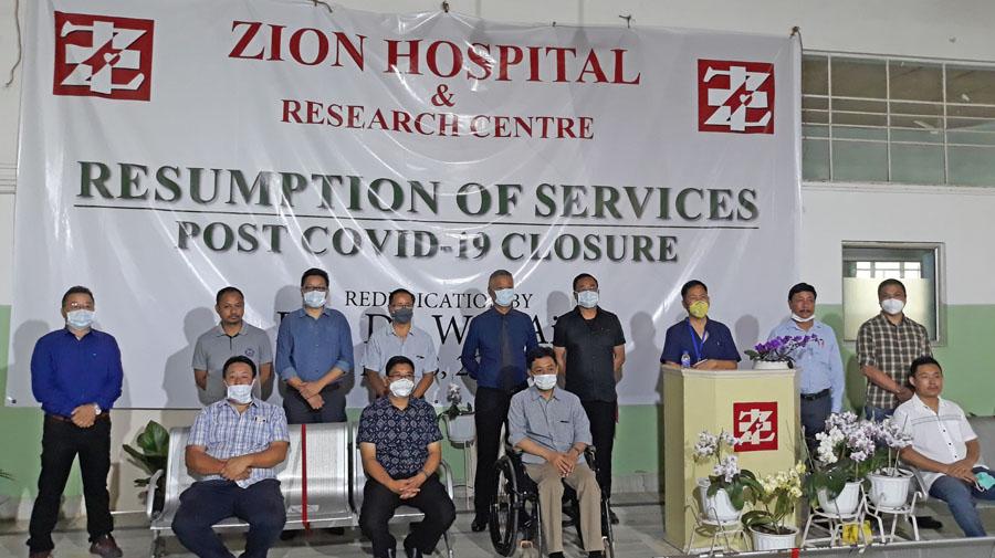 zion hospital