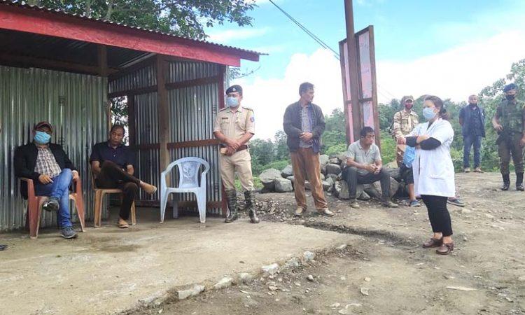 khuzama check gate