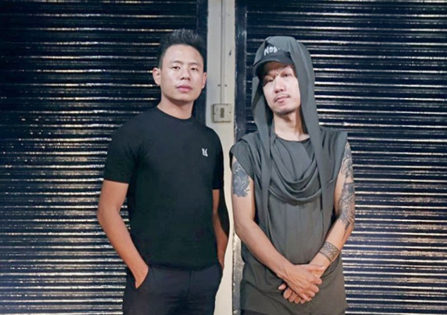 Naga rapper releases new song