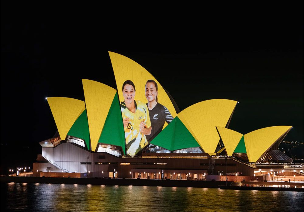 Australia, New Zealand to co-host 2023 Women's World Cup
