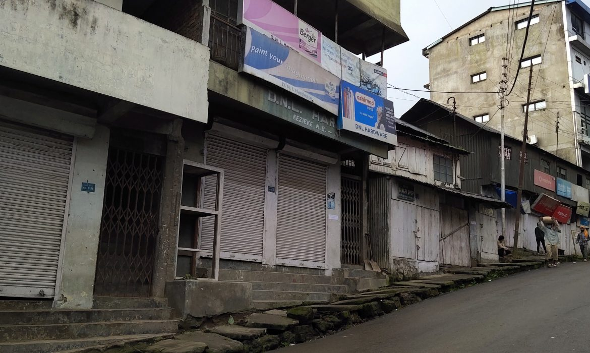 Demand for imposition of total  lockdown in Kohima grows